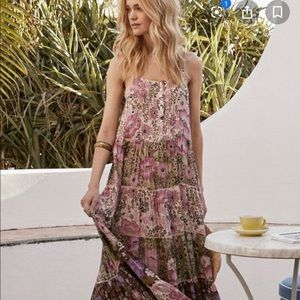 Spell & the Gypsy Desert Daisy maxi dress